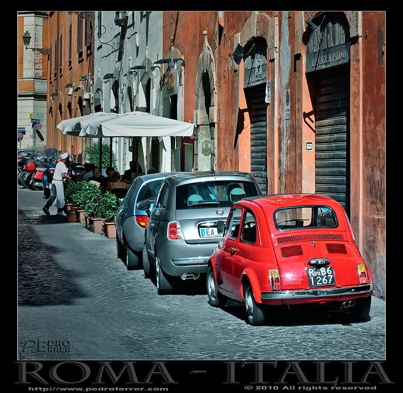 Roma - La quinientos
