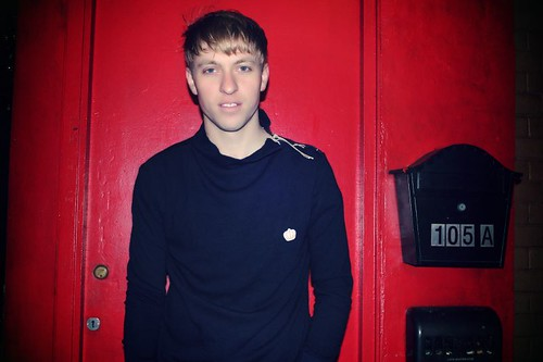 Jonathan pierce from The Drums