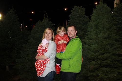 tree shopping 2010