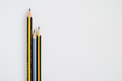 learner's pencil