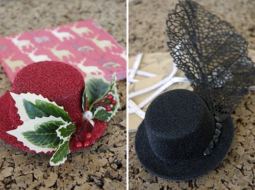 Lila Richter hats