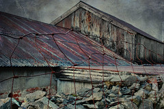 Barns (mojacobs) Tags: texture barn tonemapping oloneo