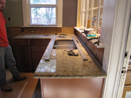Counter Install-6