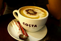 Coffee at 5:30 PM (aksharpathak) Tags: food costa brown india slr cup coffee caf photoshop canon java cafe delhi awesome beverage cream bean burnt adobe dslr coffeehouse cappuccino umber chocolat coffeshop darkbrown pathak akshar cappuccinocoffee canon100od aksharpathak