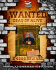 SEFX3D_Wanted Dead or Alive Psychics Wall Poster