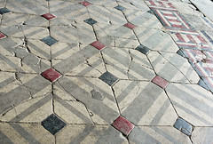 Floor tiles! Jesuit Mission 崇德堂 in Tianjin