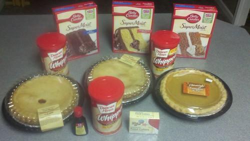 cherpumple cake ingredients