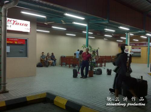 SkyBus to LCCT @ 1Utama
