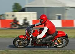 Guzzis auf dem Spreewaldring (urs_witschi) Tags: stc motoguzzi guzzi sicherheit taining kurventraining spreewaldring stc2009 stc2009guzzi