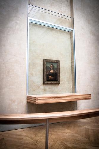 Musée du Louvre // Mona Lisa