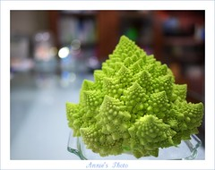 Cauliflower Romanesco (Annie ( 00 )) Tags: life japan lumix tokyo broccoli annie 20mm romanesco naka gf1 annienaka