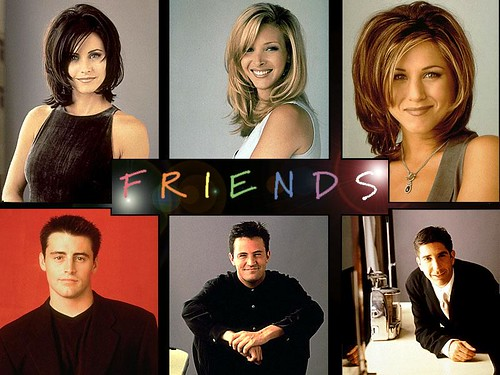 Jennifer Aniston in TV series- Friends