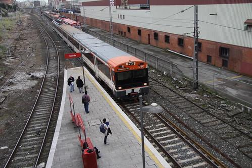 Servicio regional Santander Valladolid