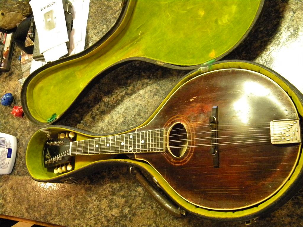 1920's Gibson Style A-2 Mando