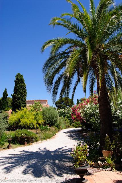 Summer in Cote D'Azur