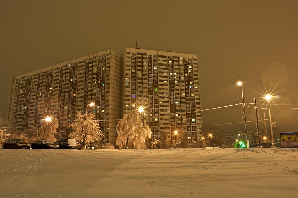Москва. Ясенево