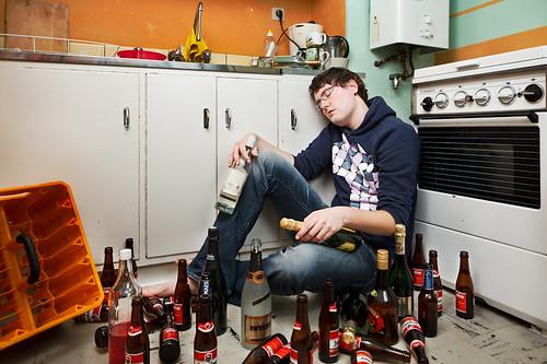 The hangover (365/365)