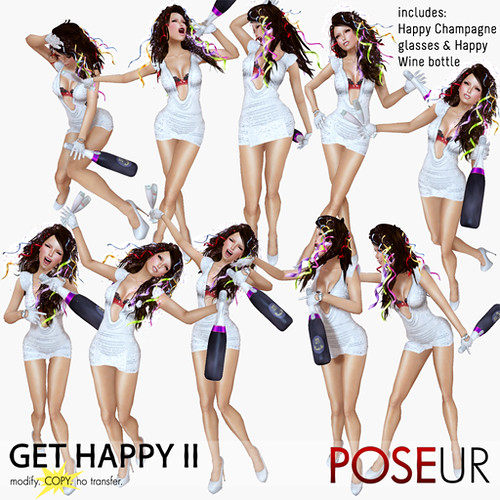 POSEUR - Get Happy II