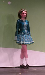 Competition Dress (edenpictures) Tags: molly picnik irishdancing museumofscienceindustry christmasaroundtheworld mcnultyirishdancers mcnultyschoolofirishdance