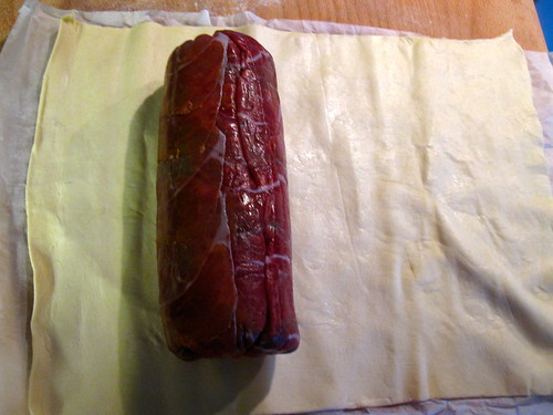 measuring it up Singlish Swenglish Beef Wellington