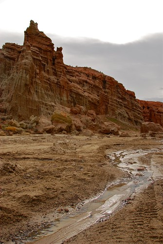 Nightmare Gulch Loop - Red Rock Canyon State Park
