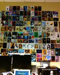 Sketch Club wall 3