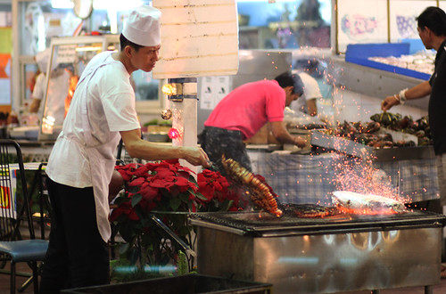 Chiang Mai night bazaar, day 58