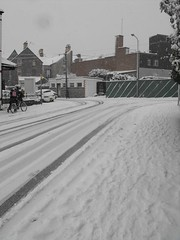 Snow in Penarth (Paul Wagstaff) Tags: snow vale glamorgan penarth
