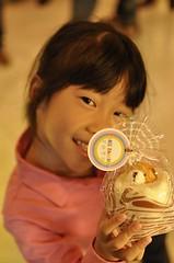20101212-yoyo與她的熊熊毛巾-1