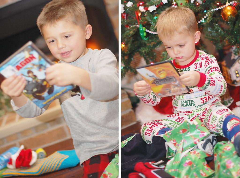 boys Christmas movies 2010