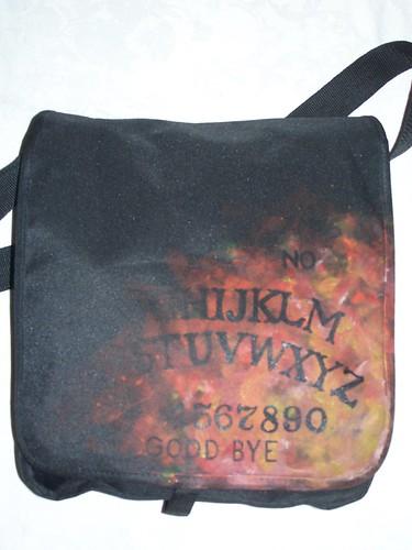 messenger bag OUIJA 1209 by broken toys