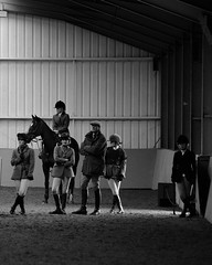 Competitors (Matt_Daniels) Tags: college centre equestrian showjumping unaffiliated equestriancentre keysoecollege thecollegeequestriancentrekeysoe