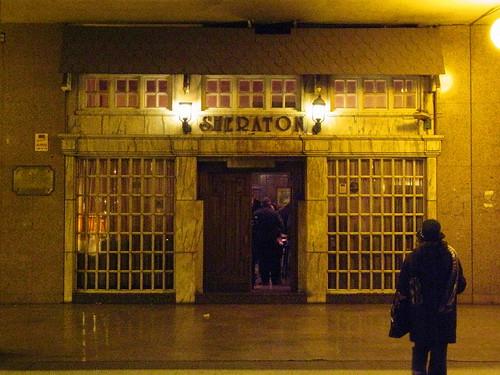Cafetería Sheraton