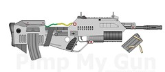 H&K G6 Revised (Unethical - ONYX) Tags: hk 6 up for cool punk gun with post ultimate fuck you beck lol toast awesome rifle like wip mama assault roast hidden glorious most cal crap german toasty said g6 scopes pimp custom done combat daft mostly 07 kickass beardo airsoft dmr pl pmg roasty wierdo gewehr 556 posty barcel derezzed 9876543210 kurt119 stirling1761