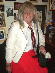 Catriona, Wykeham Arms, New Year 2011, 001 (catrionatv) Tags: