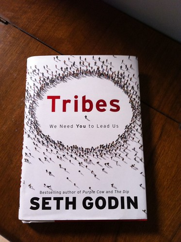 Tribes by Seth Godin | 2011 Business reading list item #1