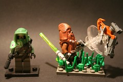 Kashyyyk Figures (Commdr_Neyo ) Tags: