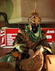 Rey Mago Baltasar