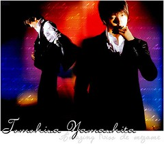 Yamashita Tomohisa 13 (lhyn_aglibot) Tags: blue news code wa produce proposal jpop yamashita tomohisa pichan nobuta yamapi daisakusen prodai