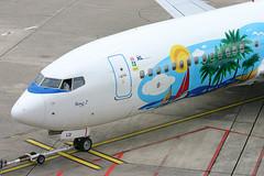 XL Airways Germany - D-AXLD (Andrew_Simpson) Tags: its germany boeing dusseldorf 737 737800 dus logojet eddl speciallivery dusseldorfairport xlairways xlairwaysgermany daxld dusseldorfinternational dusseldorfinternationalairport itsholidays itstouroperatour itslivery itslogojet