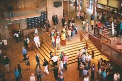 Steps (IrvineShort) Tags: fuji theatre capetown pro electro baxter yashica rondebosch 800z jackbarnett lesbroers