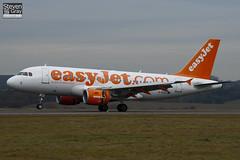 G-EZIG - 2460 - Easyjet - Airbus A319-111 - Luton - 110104 - Steven Gray - IMG_7420
