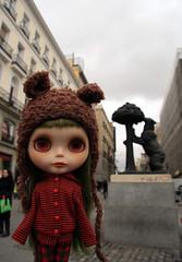 Olive in Madrid