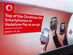 advertising smartphone vodafone android apps prepay (Photo: ianfogg42 on Flickr)