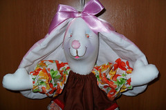 Re_coelha (pudim_de_pano) Tags: patchwork avental bonecadepano puxasaco artesato