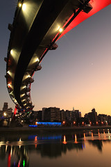 / Rainbow Bridge (kth517) Tags: taiwan taipei   rainbowbridge  distinct neihu