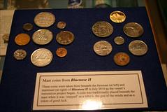 Bluenose II Mast Coins