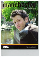 Manchester Gay Guide, Manchester City Council, 2006 (GB127.M775/1/5) (archivesplus) Tags: gay archives guide brochure canalstreet princessstreet rochdalecanal lock87 gb127