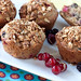 Berry-Orange Crunch Muffins
