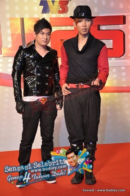 Red Carpet Anugerah Juara Lagu 25